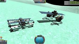 Kerbal Space Program Blog: Electric Rover with Charging ...