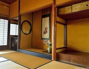 Japanese traditional house, Tokonoma alcove