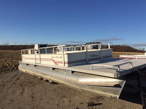 Used Pontoon Boats Ontario by Used Pontoon Boats Ontario Ocp Boats Pre Owned Pontoon