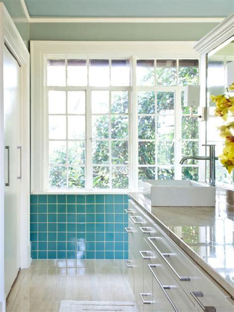 turquoise bathroom  garry mertins