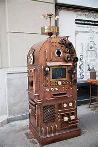 CIB Steampunk ATM - The Inspiration Room  Steampunk