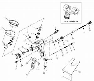 Campbell Hausfeld Dh7700 Parts List And Diagram