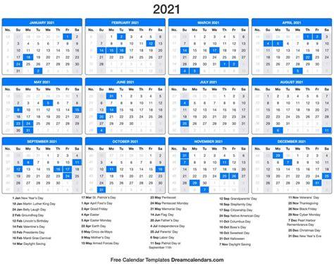 calendar  holidays dream calendars