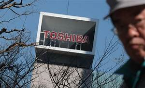 Japan's struggling Toshiba logs $436 million loss in first ...