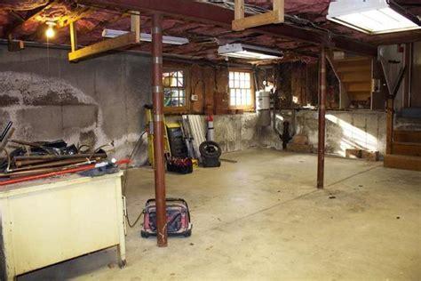 Foundation Repair in West Hartford, CT   Basement
