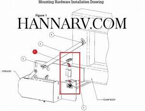 Buyers 3011139 Stainless Steel Hinge Pin