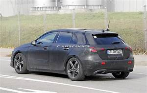 Mercedes Classe A : 2019 mercedes benz a class coming with 7 gasoline and four diesel engines carscoops ~ Maxctalentgroup.com Avis de Voitures