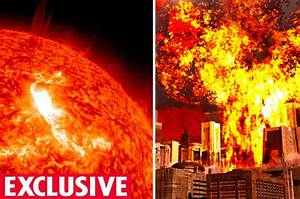 Solar storm threat: Space weather could cause mass ...