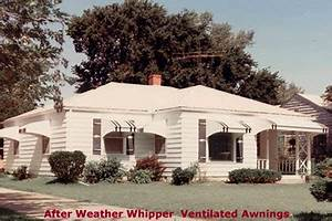 Ewing Home Improvement Awning Installations