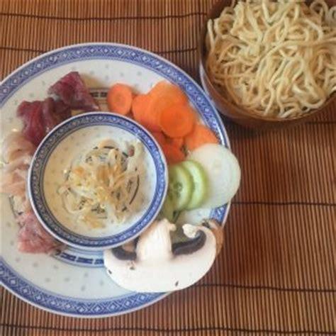 fondue vietnamienne cuisine asiatique fondue chinoise ou asiatique cuisine de mémé