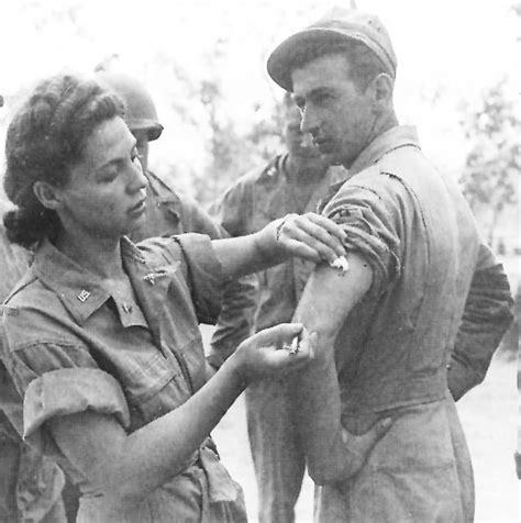 hyperwar  army nurse corps  world war ii
