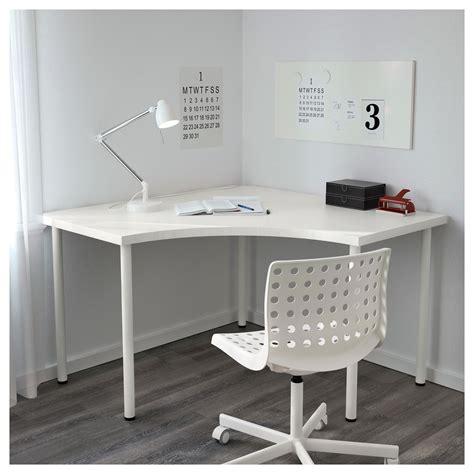 ikea linnmon desk adils linnmon corner table white 120x120 cm ikea