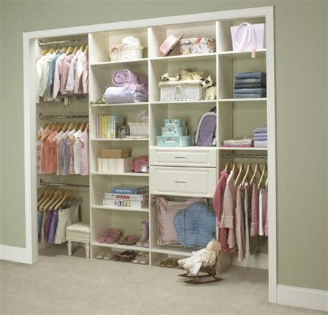 Kid Closet Organizer - children s closet organization house plans and more