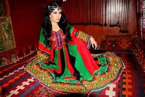 Beautiful Afghan Women Dress