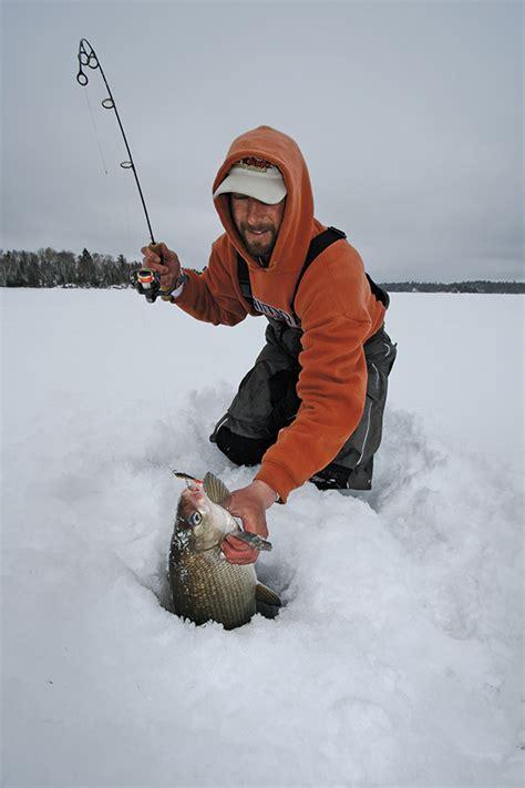 ice fishing whitefish  fishing tackle  fishing tips