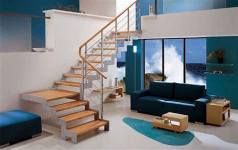 palier escalier construction ooreka