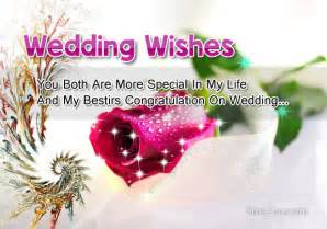 Wedding Wishes Congratulations