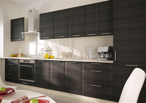 Küche In Schwarz by K 252 Chenzeile K 252 Chenblock Jersey Fino Schwarz 350cm Neu