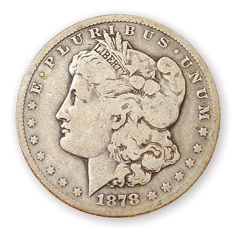 1878 Morgan Silver Dollar  Carson City Circulated