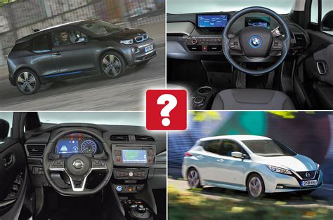 new nissan leaf vs used bmw i3 which is best what car