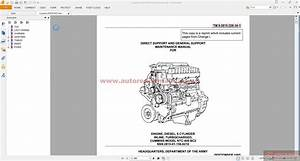 Cummins Nt855 Bcii Service Manual