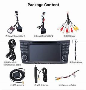 Aftermarket Android 5 1 1 Gps Navigation System For 2005