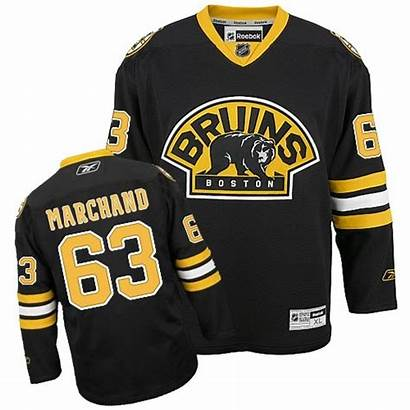 Bruins Boston Jersey Marchand Nhl Brad Third