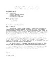 general cover letter for resume cover letter sample for general resume example samples word pdf