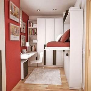 Schmales Kinderzimmer Einrichten : multifunktionales schlafzimmer gestalten f r kleine ~ Lizthompson.info Haus und Dekorationen