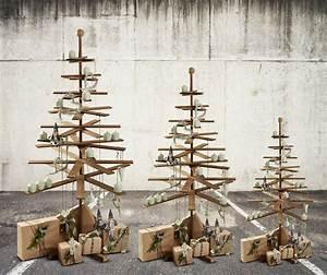 Weihnachtsbaum Selber Bauen : top 28 weihnachtsbaum aus holz selber bauen tannenbaum basteln 30 kreative diy ideen f 252 r ~ Orissabook.com Haus und Dekorationen