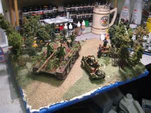 1 35 Scale Military Dioramas