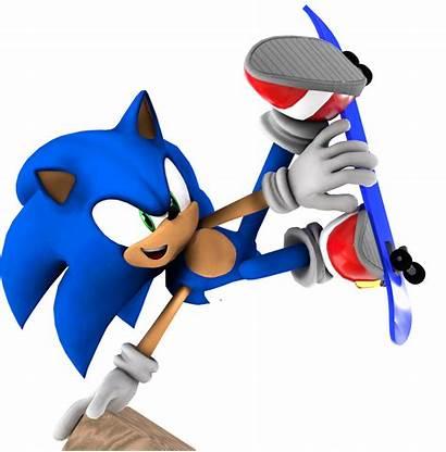 Sonic Skateboard Favourites