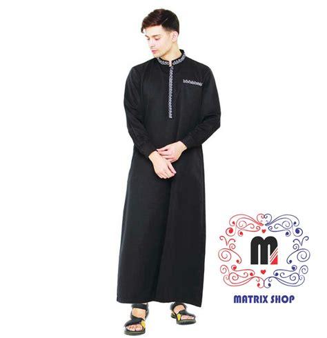 jual baju gamis pria pakaian muslim pria muslim pria di lapak matrix store heri matrix