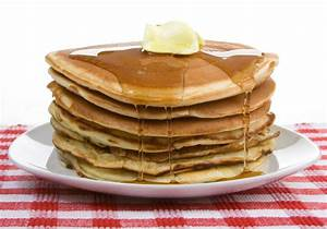 Recipe: AMERICAN BREAKFAST PANCAKES, rated 3.7/5 - 83 votes