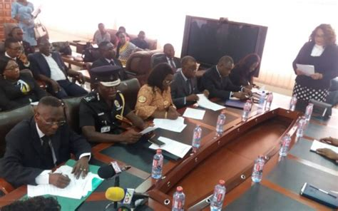 attorney general inaugurates  eoco board