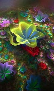 [49+] 3D Flower Wallpapers for Desktop on WallpaperSafari