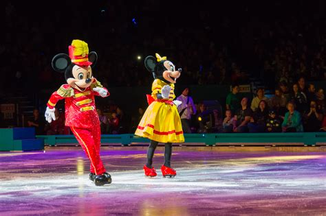 disney  ice   venues prices  characters radio times