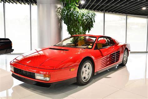 Ferrari Testarossa – Wikipedia