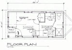 building plans for cabins cottage floor plan tiny house