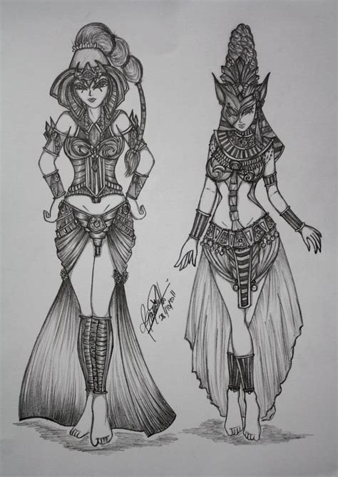 egyptian  goriyana pratiwi  behance steampunk