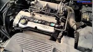 Ford-mazda Zl-de Engine View