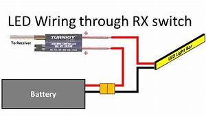 Receiver Controlled On  Off Switch For Higher Voltages