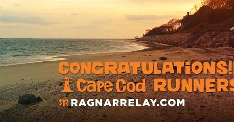The Unexpected Runner Ragnar Relay Cape Cod