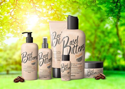 Metal cosmetic jar for cream, scrub, gel, powder. Organic Cosmetic Branding Mockup | eyMockup
