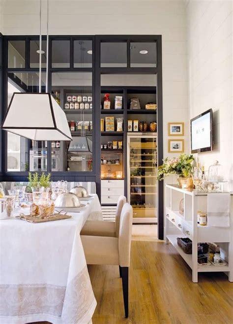 Cucina E Salotto by Parete Vetrata Tra Cucina E Salotto Unprogetto