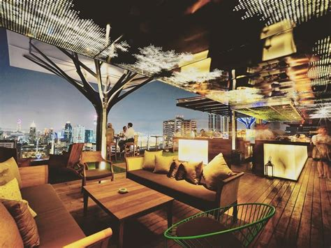 Marriott Gasl Rooftop Bar by Top 10 Rooftop Bars In Bangkok Thailand Travel Inspiration