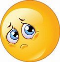 Image result for Sad Face ClipArt