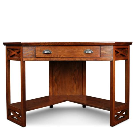amazon help desk number amazon com leick corner computer and writing desk oak