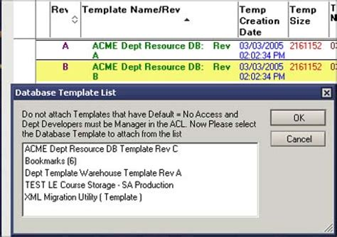 Default New Document Drive Template by Create Your Own Lotus Notes Template Storage Database With