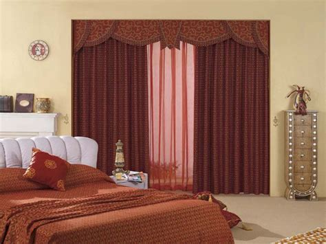 Modern Homes Window Curtain Designs
